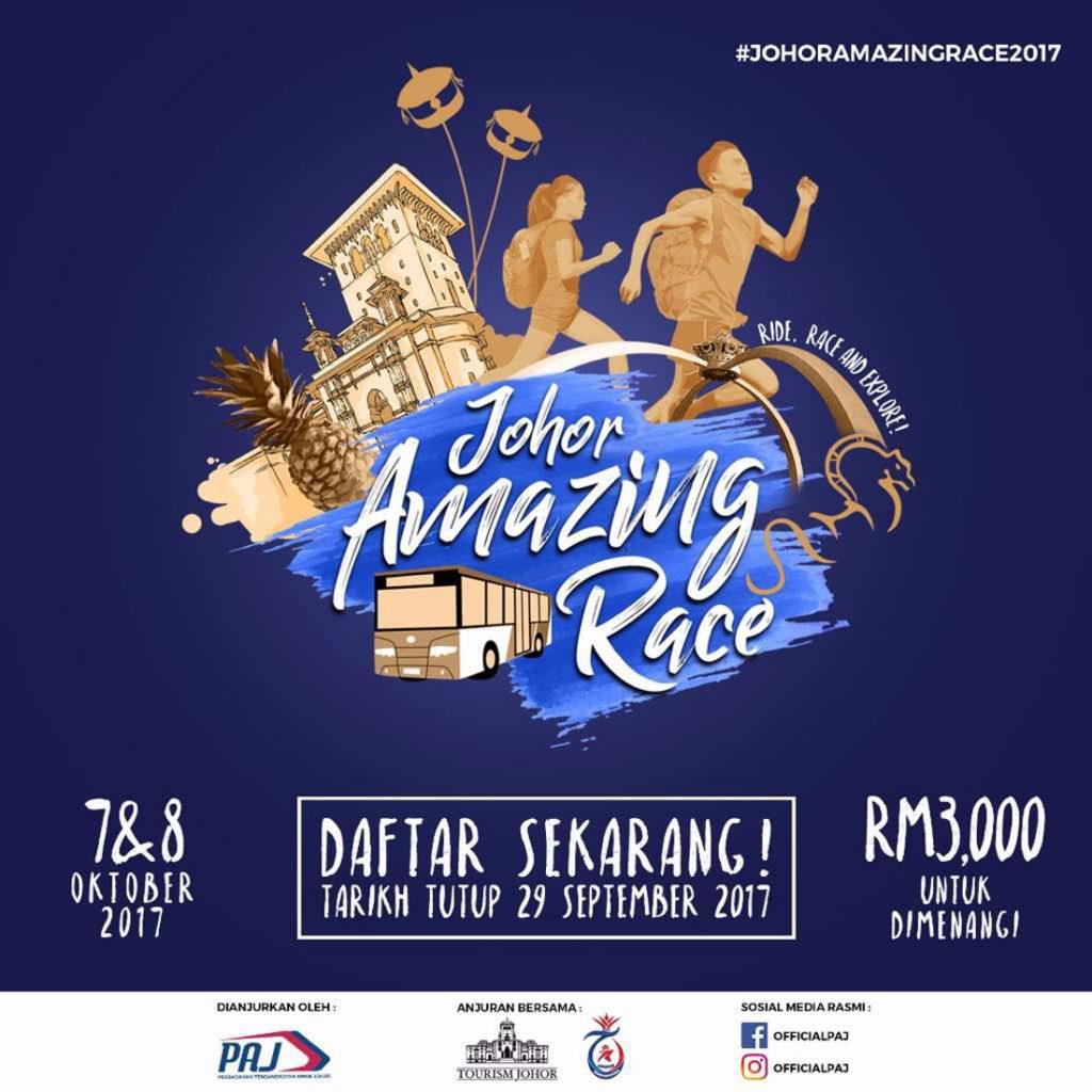 JOHOR AMAZING RACE
